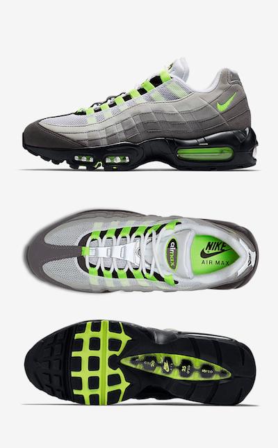 Nike Air Max 95 (Reissue)