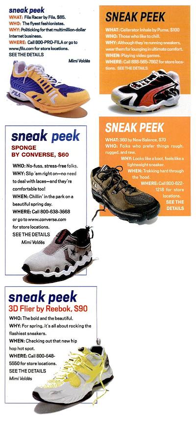 Vibe Magazine 2000/3-11