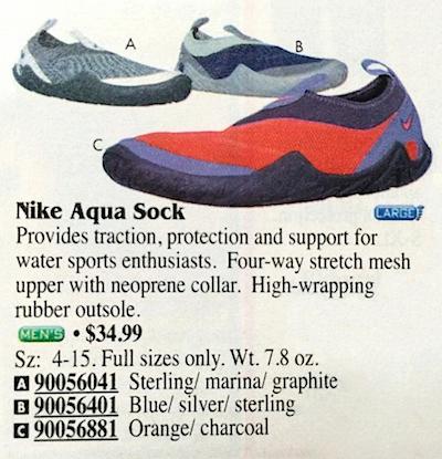 Nike Aqua Sock (1999)