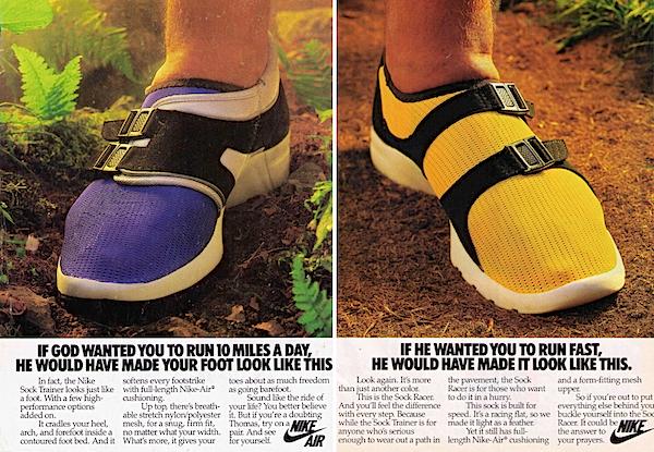 Nike Sock Racer