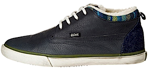 Goliath Logger Trainers Blue