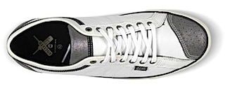 ゴライアス・オーバル・ホワイト(Goliath Oval trainers White)