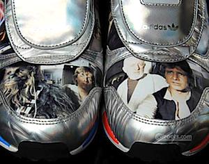 Star Wars x adidas Originals Micropacer 2010