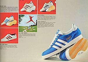 アディダス・ガッツレー 1972 (adidas gazelle 1972)