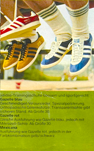 1973, catalogue in German