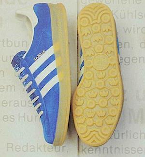 アディダス・ガッツレー 1980(adidas gazelle 1980)