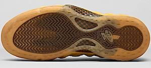 ナイキ・エア・フォームポジット 1 ウィート(Nike AIR FOAMPOSITE ONE 'WHEAT')
