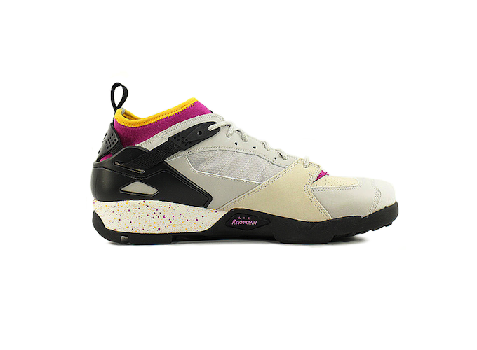 Nike Air Revaderchi Granite/ Black-Pink (2008)