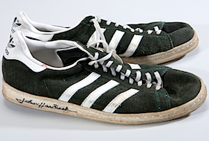 adidas superstar green suede no shell