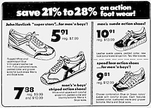 "Vintage news ads ""John Havlicek"""