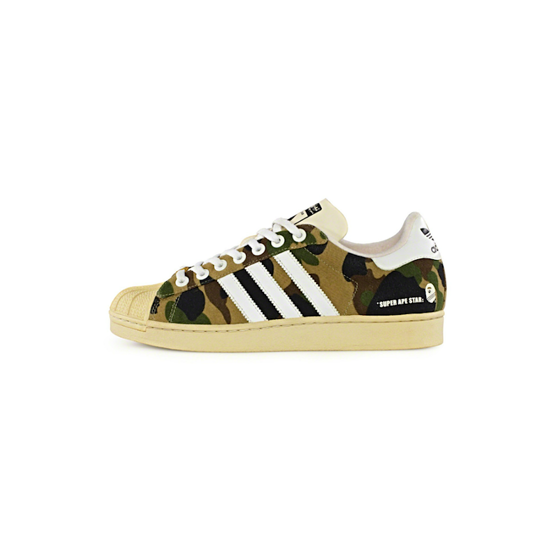 adidas x A Bathing Ape Super Ape Star Camo (2003)