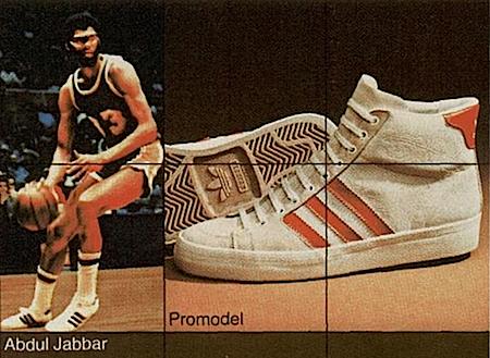 adidas Promodel, Kareem Abdul Jabbar