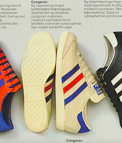 adidas Cangoran training shoes