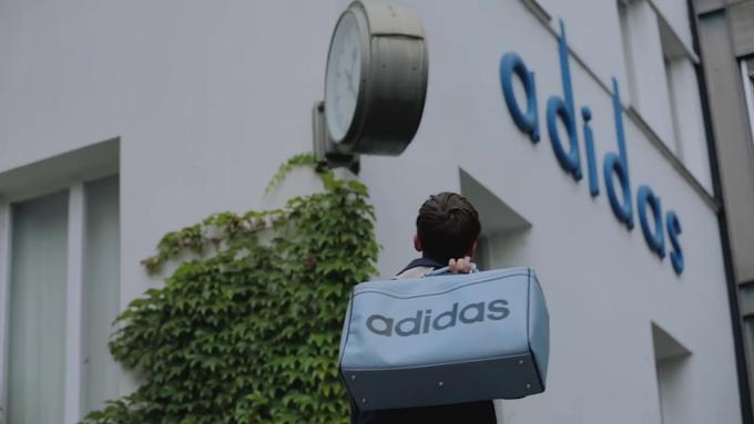 adidas Spezial Team Bag