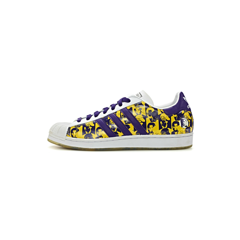 adidas Superstar II Andy Warhol #08 35th Anniversary Expression Series (2005)