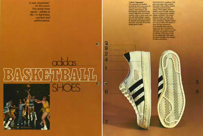 adidas USA/Canada catalogue (1971)