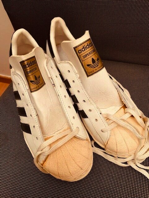 ADIDAS SUPERSTAR MADE IN FRANCE VINTAGE 1978