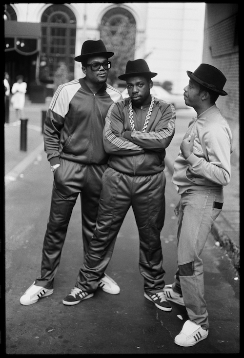 Run DMC by Lawrence Watson (1980s)