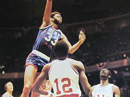 Kareem Abdul-Jabbar 1976