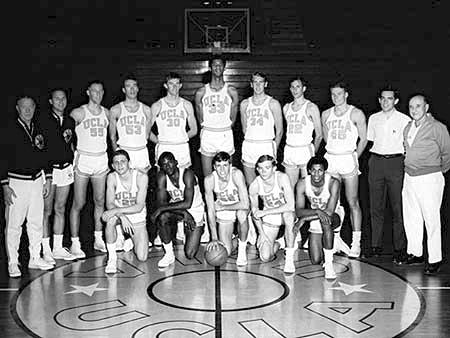 UCLA Bruins 1967 NCAA Basketball Champions
