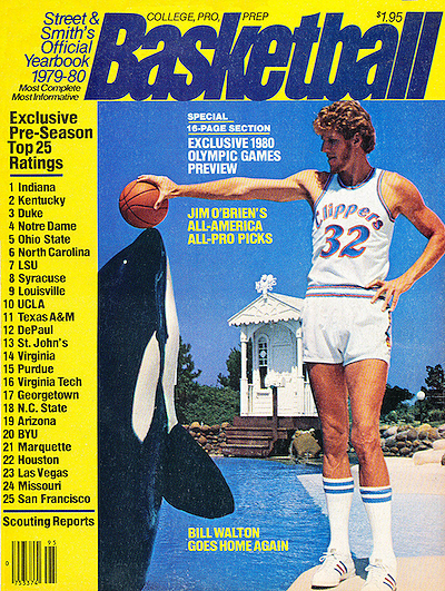Street & Smith's Basketball Yearbook 1979-1980