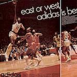 """east or west, adidas is best"" アディダス・スーパースター(adidas Superstar) / アメリカーナ(Americana)"