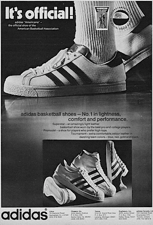 It's official! adidas basketball shoes