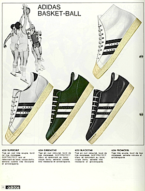 1968 adidas french catalogue