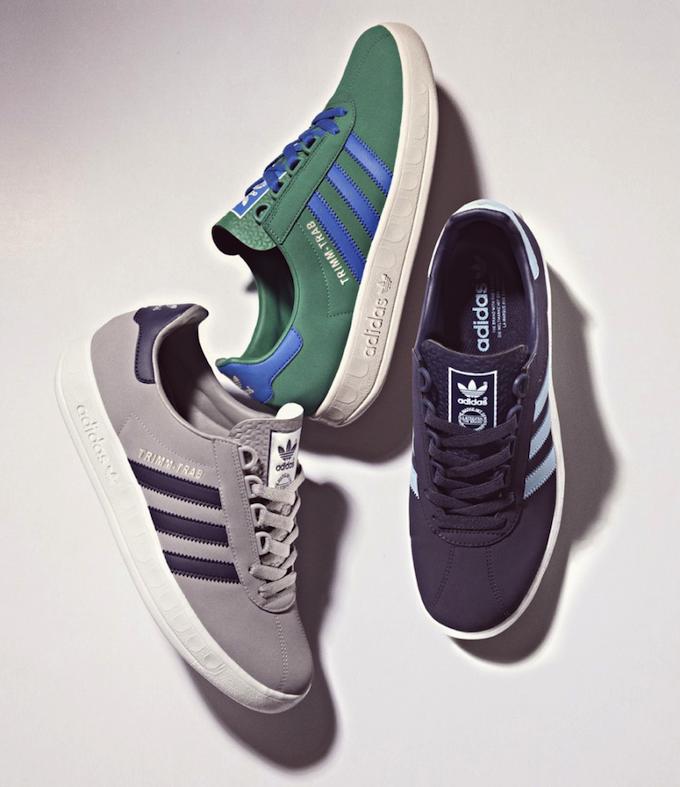 adidas Originals Trimm-Trab /size? UK exclusive (2013)