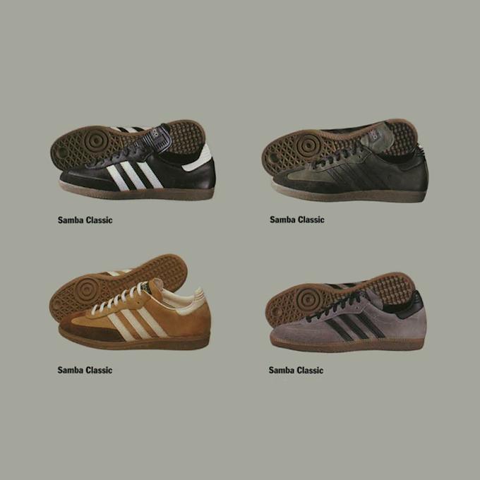 adidas Samba Classic (1992)