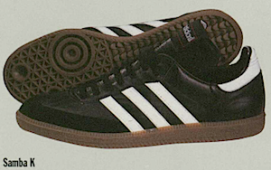 adidas samba K 1992