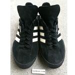 アディダス・サンバ・ スーパー・スエード黒(adidas samba super suede black)
