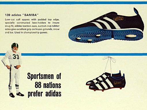 adidas USA catalog (1962)