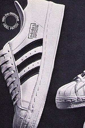 アディダス・スーパースター(Adidas Superstar)