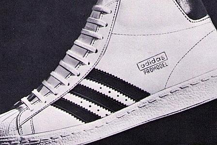 アディダス・プロモデル(Adidas Promodel)