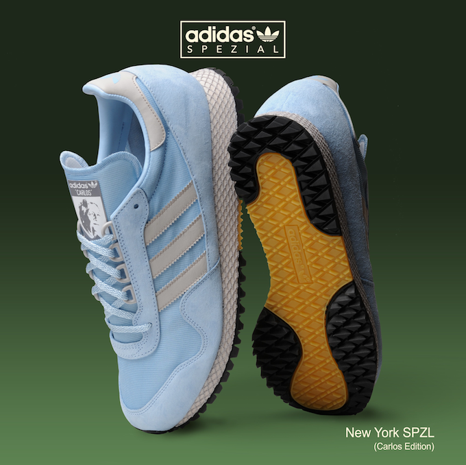 adidas New York SPZL (Carlos Edition)
