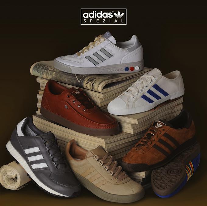 adidas Spezial 2015SS footwear