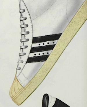 1968 adidas pro model
