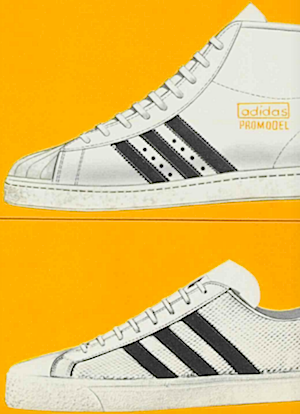 1970/1971, adidas Sports Catalogue in English