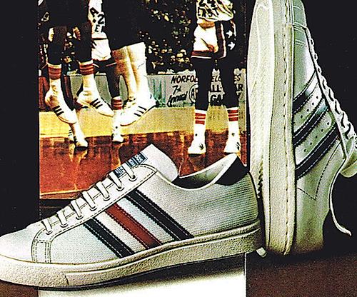 """LOOK AT THE FEET …"" アディダス・スーパースター(Adidas Superstar) / アメリカーナ(Americana)"