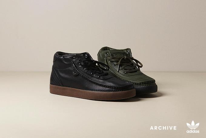 adidas Originals Archive Albrecht Mid – size? Exclusive
