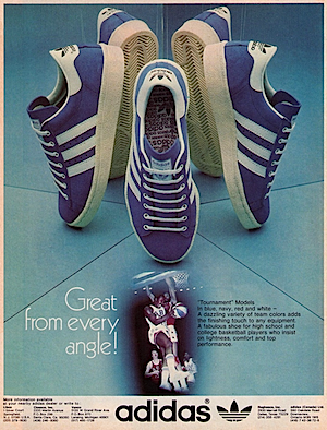 """Great from every angle!"" アディダス・トーナメント(Adidas Tournament)"