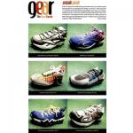 1999年2月のスニーカー