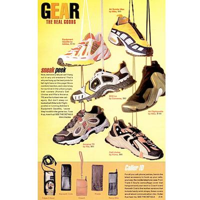Vibe Magazine 1999/8