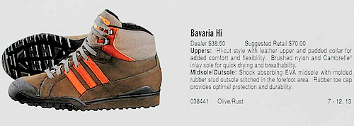 adidas Bavaria