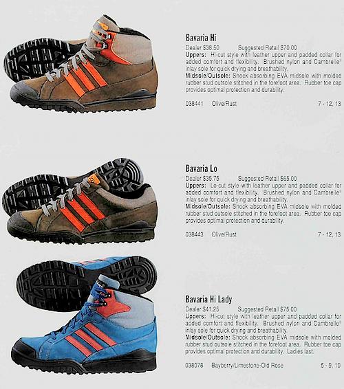 adidas Bavaria 1993 USA