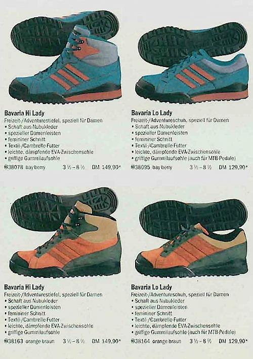 adidas Bavaria Lady