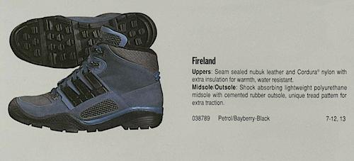 adidas Fireland