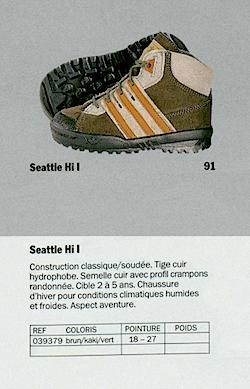 adidas Seattle