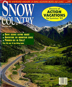 Snow Country Magazine 1993/5-6